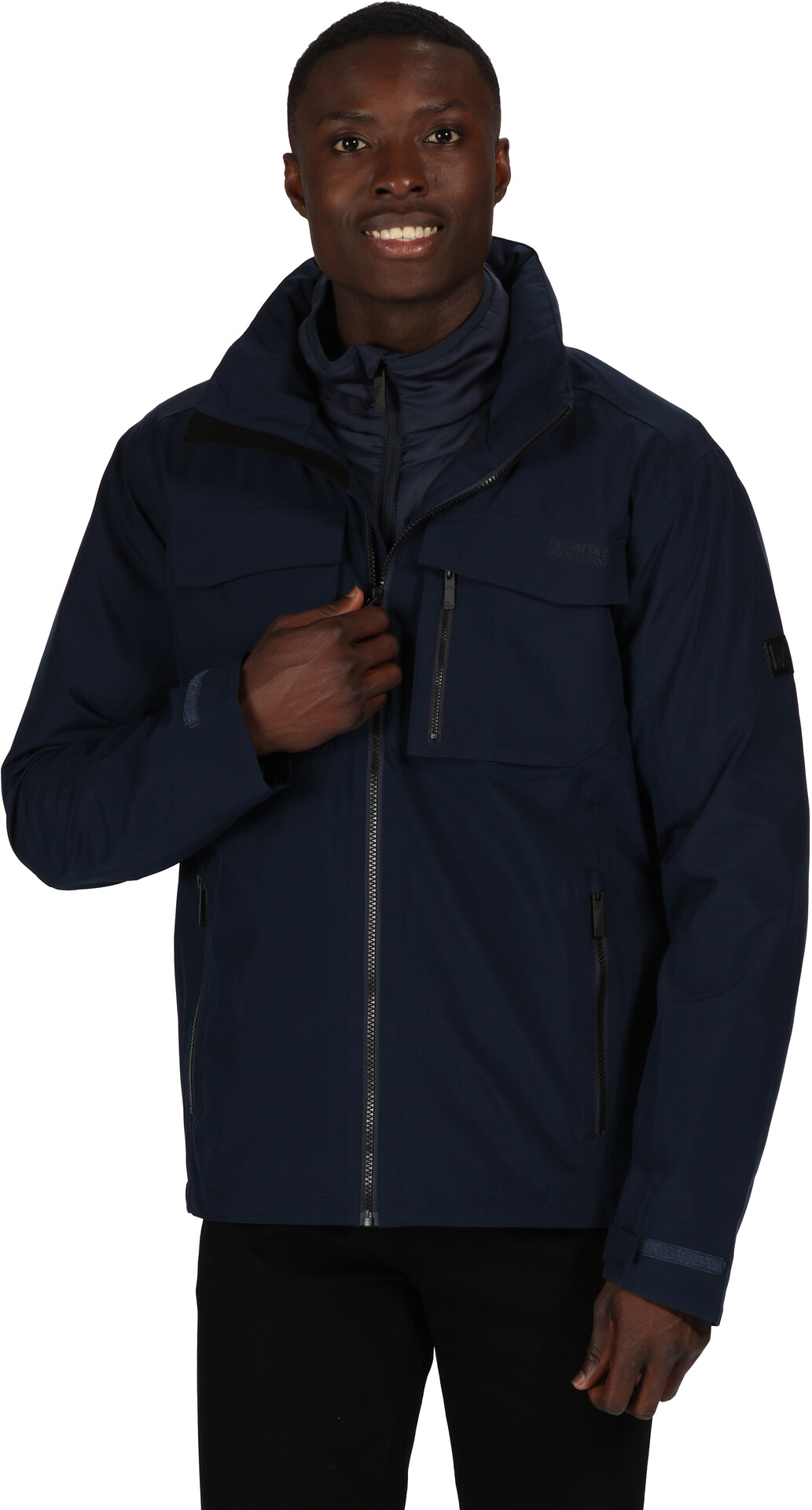 Regatta Shrigley 3in1 Jacke Herren nightfall